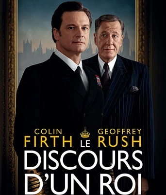 LE DISCOURS D'UN ROI – THE KING'S SPEECH