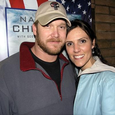 chris kyle et sa femme