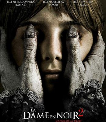 LA DAME EN NOIR:L'ANGE DE LA MORT-THE WOMAN IN BLACK:ANGEL OFDEATH