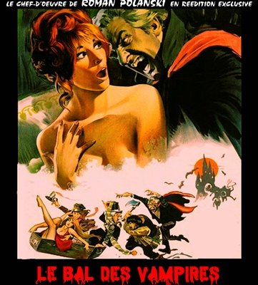 LE BAL DES VAMPIRES – THE FEARLESS VAMPIRE KILLERS