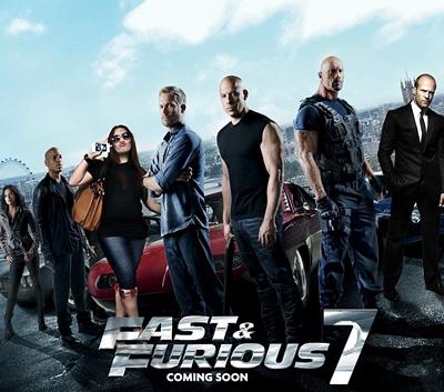 FAST&FURIOUS 7 – FURIOUS7
