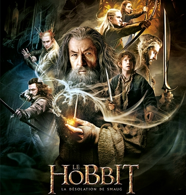 LE HOBBIT: LA DESOLATION DE SMAUG-THE HOBBIT: THE DESOLATION OF SMAUG