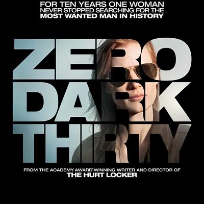 ZERO DARK THIRSTY