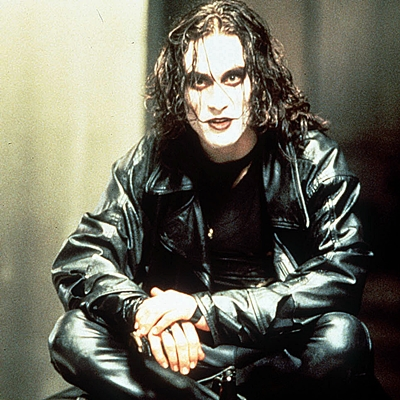 FILM ' The Crow' 1995 WITH BRANDON LEE