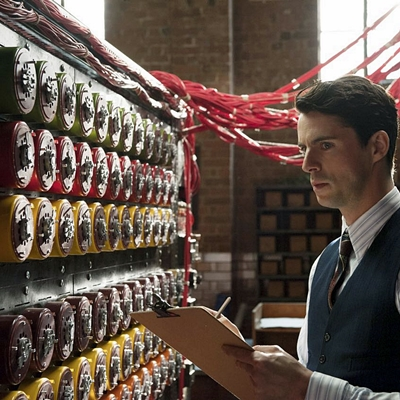 MATTHEW GOODE stars in THE IMITATION GAME