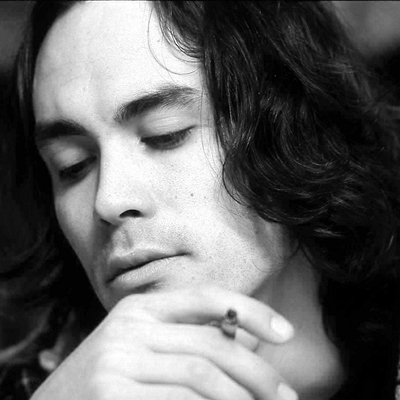 Actor Brandon Lee chain smokes cigarettes in his trailer during a late-night interview on March 23, 1993, the week before he died on the set of The Crow in Wilmington, N.C. -