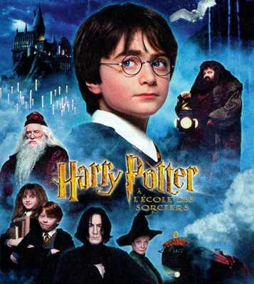 HARRY POTTER A L'ECOLE DES SORCIERS-HARRY POTTER AND THE PHILOSOPHER'S STONE