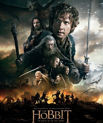 LE HOBBIT:LA BATAILLE DES CINQ ARMEES-THE HOBBIT:THE BATTLE OF THE FIVE ARMIES