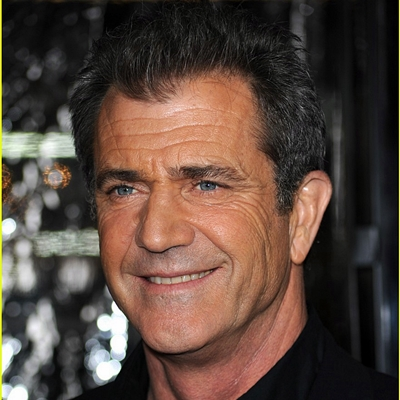 "HOLLYWOOD - JANUARY 26: Actor Mel Gibson arrives at the Premiere Of Warner Bros. ""The Edge Of Darkness"" held at the Grauman's Chinese Theatre on January 26, 2010 in Hollywood, California."