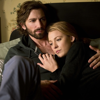 THE AGE OF ADALINE - 2015 FILM STILL - Ellis Jones (Michiel Huisman) and Adaline Bowman (Blake Lively) -
