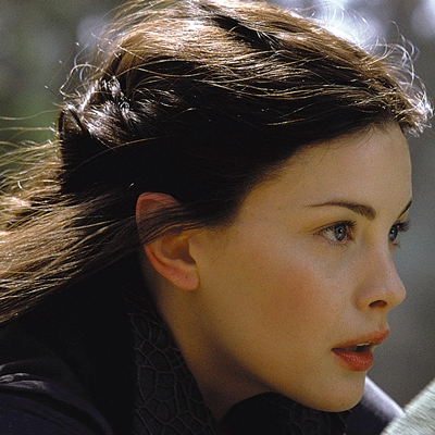 Dec 28, 2001; Hollywood, CA, USA; Image from the first film in the epic trilogy 'Lord of the rings: The Fellowship of the Ring', directed by Peter Jackson and starring LIV TYLER as Arwen.