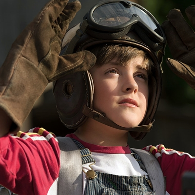 Disney's TOMORROWLAND Young Frank (Thomas Robinson)