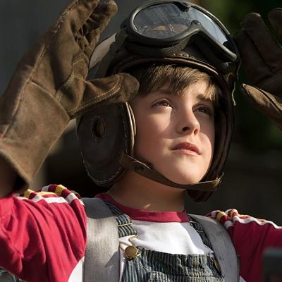 Disney's TOMORROWLAND Young Frank (Thomas Robinson)
