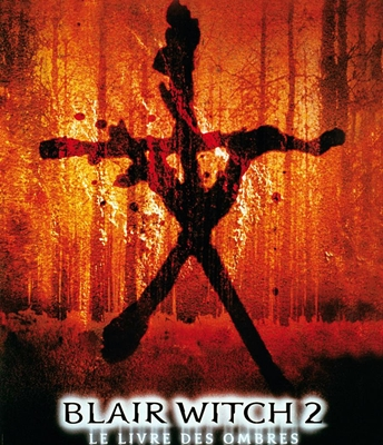 LE PROJET BLAIR WITCH 2:LE LIVRE DES OMBRES-BOOK OF SHADOWS:BLAIR WITCH 2