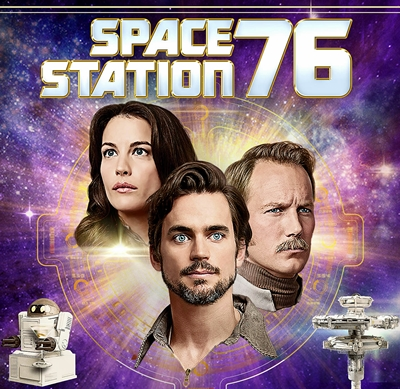 SPACE STATION 76 – STATION SPATIALE 76
