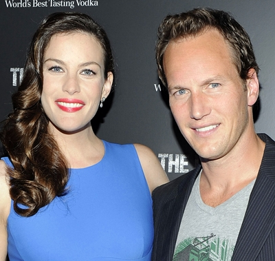 "Liv Tyler, Patrick Wilson== THE CINEMA SOCIETY & GREY GOOSE host a screening of ""THE LEDGE""== Landmark Sunshine Cinema, NYC== June 21, 2011== © Patrick McMullan== Photo - Nicholas Hunt / PatrickMcMullan.com== =="