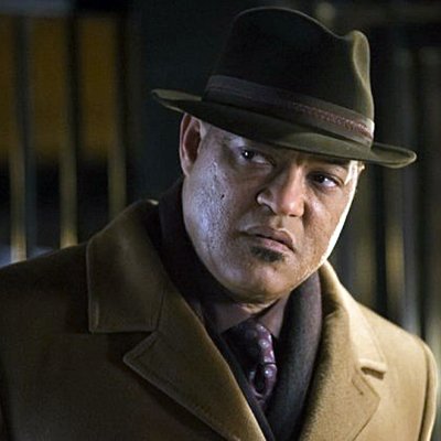 "HANNIBAL -- ""Su-zakana"" Episode 208 -- Pictured: Laurence Fishburne as Jack Crawford -"