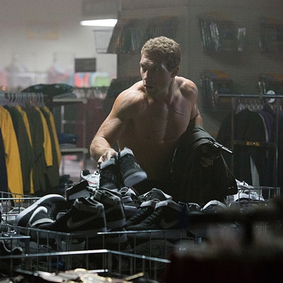 Jai Courtney plays Kyle Reese in TERMINATOR GENISYS from Paramount Pictures.