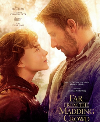 LOIN DE LA FOULE DECHAINEE -FAR FROM THE MADDING CROWD