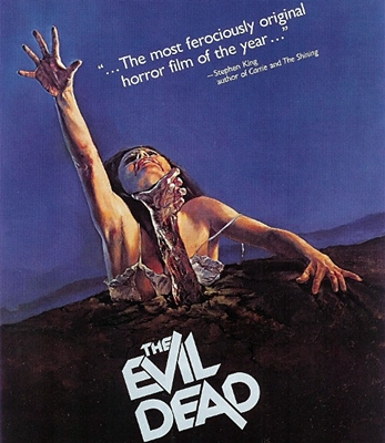 EVIL DEAD- THE EVILDEAD