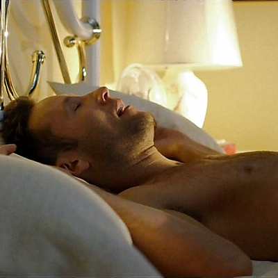 michael rosenbaum shirtless impastor