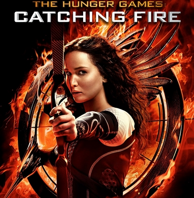 HUNGER GAMES: L'EMBRASEMENT – THE HUNGER GAMES: CATCHING FIRE