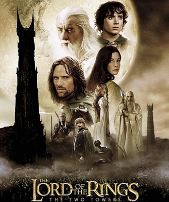 LE SEIGNEUR DES ANNEAUX:LES DEUX TOURS-THE LORDS OF THE RINGS:THE TWO TOWERS