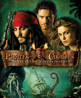 PIRATES DES CARAÏBES: LE SECRET DU COFFRE MAUDIT-PIRATES OF THE CARIBBEAN:DEAD MAN'S CHEST