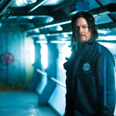 Air (2015) Norman Reedus