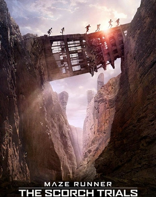 LE LABYRINTHE: LA TERRE BRULEE- MAZE RUNNER: SCORCHTRIALS