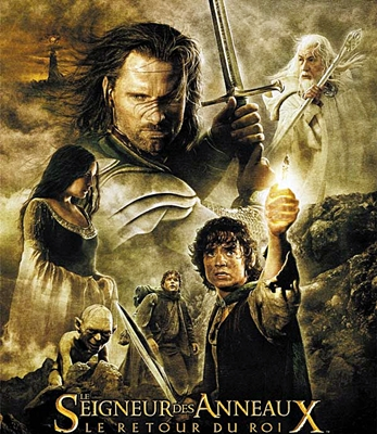 LE SEIGNEUR DES ANNEAUX:LE RETOUR DU ROI-THE LORD OF THE RINGS:THE RETURN OF THE KING