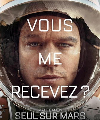 SEUL SUR MARS-THE MARTIAN