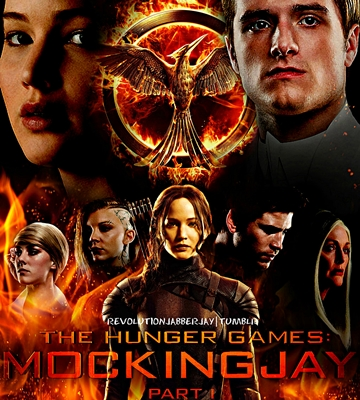 HUNGER GAMES: LA REVOLTE 1ERE PARTIE – THE HUNGER GAMES: MOCKINGJAY PART 1