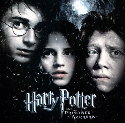 HARRY POTTER ET LE PRISONNIER D'AZKABAN-HARRY POTTER AND THE PRISONER OF AZKABAN