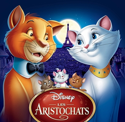 LES ARISTOCHATS – THE ARISTOCATS