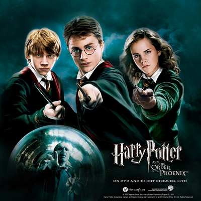 HARRY POTTER ET L'ORDRE DU PHENIX-HARRY POTTER AND THE ORDER OF THE PHOENIX