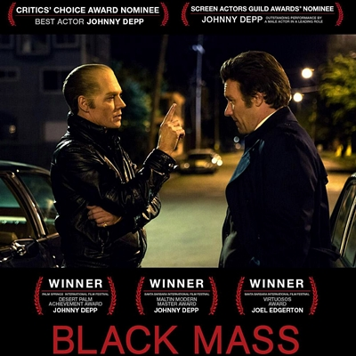 STRICTLY CRIMINAL – BLACK MASS