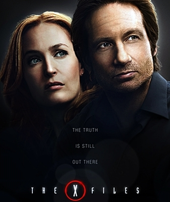 X-FILES: AUX FRONTIERES DU REEL 2016 -THE X-FILES 2016