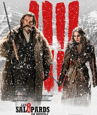LES HUIT SALOPARDS – THE HATEFUL EIGHT
