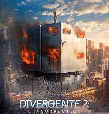 DIVERGENTE 2: L'INSURRECTION – INSURGENT