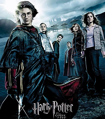 HARRY POTTER ET LA COUPE DE FEU-HARRY POTTER AND THE GOBLET OF FIRE