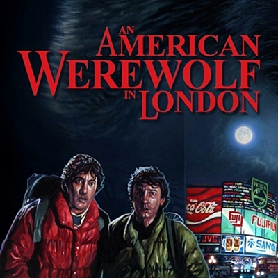 LE LOUP GAROU DE LONDRES – AN AMERICAN WEREWOLF IN LONDON