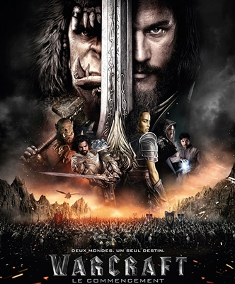 WARCRAFT : LE COMMENCEMENT-WARCRAFT