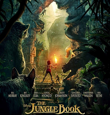 LE LIVRE DE LA JUNGLE – THE JUNGLE BOOK