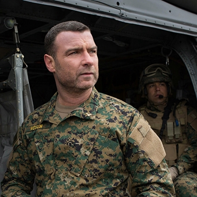 "Liev Schreiber in Columbia Pictures' ""The 5th Wave,"" starring Chlo? Grace Moretz."