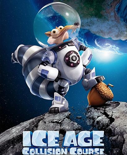 L'AGE DE GLACE: LES LOIS DE L'UNIVERS – ICE AGE: COLLISIONCOURSE