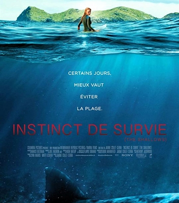 INSTINCT DE SURVIE-THE SHALLOWS