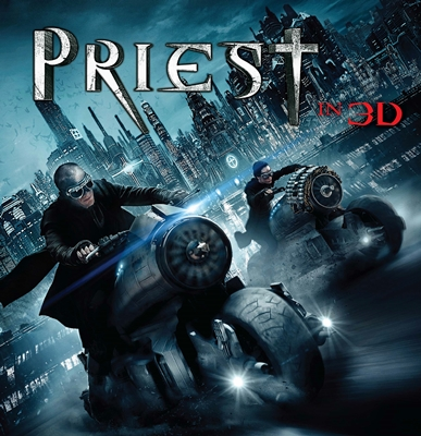 PRIEST – 2011