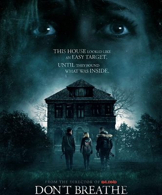 DON'T BREATHE – LA MAISON DES TENEBRES