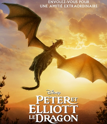 PETER ET ELLIOTT LE DRAGON – PETE'S DRAGON